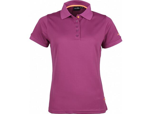 High Colorado Seattle Poloshirt Mujer, violeta